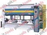 Горячи пресс (гидравлический) 1, 2, 3 слоя - JY38410AX100