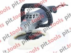 Полировочная машина 180mm d 1300w Makute - CP001