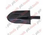 Лопата штыковая с ребрами жесткости, без черенка (АМЕТ) (Россия)