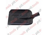 Лопата совковая с ребрами жесткости, без черенка (АМЕТ) (Россия)