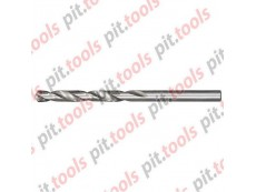 Сверло по металлу, 6,0 мм, полированное, HSS, 10 шт. цилиндрический хвостовик (MATRIX)