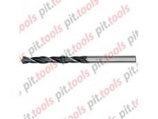 Сверло по металлу, 6,5 мм, быстрорежущая сталь, 10 шт. цилиндрический хвостовик (СИБРТЕХ)