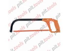 Ножовка по металлу, 250-300 мм, металлическая ручка (SPARTA)