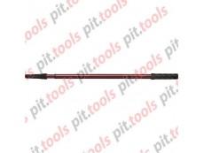 Ручка телескопическая металлическая, 1,5-3 м (MATRIX)