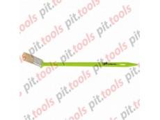 Кисть радиаторная 36 мм, натуральная щетина, пластиковая ручка (СИБРТЕХ)