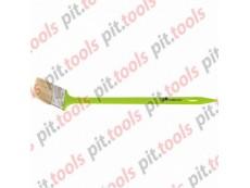 Кисть радиаторная 63 мм, натуральная щетина, пластиковая ручка (СИБРТЕХ)