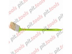 Кисть радиаторная 75 мм, натуральная щетина, пластиковая ручка (СИБРТЕХ)