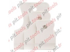 Набор шпателей 40-60-80 мм, белая резина, 3 шт. Россия (СИБРТЕХ)