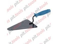 Кельма бетонщика, стальная, пластиковая ручка Россия (СИБРТЕХ)