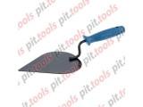 Кельма штукатура, стальная, пластиковая ручка Россия (СИБРТЕХ)