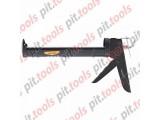 """Пистолет для герметика, 310 мл, """"полуоткрытый"""", круглый шток 7 мм, утолщенные стенки (SPARTA)"""