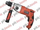 Ударная дрель PIT - P31605-PRO, 1050 Вт