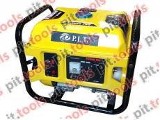 Бензиновый генератор PIT - P51508-PRO, 1.5 кВт, 220 В