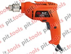 Электродрель PIT - P31001, 400 ВТ, 0-2800 об/мин