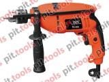 Ударная дрель PIT - P31304, 800 Вт, 0-2500 об/мин