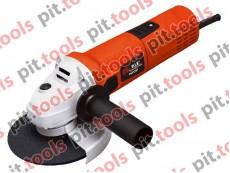 Угловая шлифовальная машина PIT - P611251, 125 мм, 1000 Вт