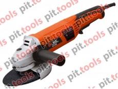 Угловая шлифовальная машина PIT - P611252, 125 мм, 1100 Вт