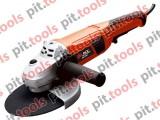 Угловая шлифовальная машина PIT - P611801, 180 мм, 1600 Вт
