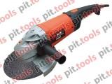 Болгарка PIT - P62301, 230 мм, 2350 Вт