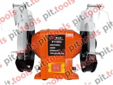 Точильный станок PIT - P11503, 150 мм, 300 Вт