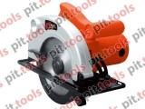 Ручная циркулярная пила PIT - P71851, 185 мм, 1200 Вт