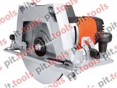 Ручная циркулярная пила PIT - P72001, 200 мм, 2000 Вт