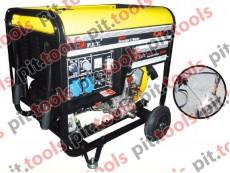 Сварочный генератор (диз.) 180А P55016