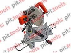 Торцовочная пила PIT - P82556А, 255 мм, 1800 Вт