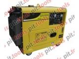 Дизельный генератор 5 кВт