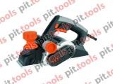 Электрорубанок PIT - GHO82-C, 82 мм, 900 Вт