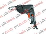 Дрель электрическая PIT - PBM10-C, 400 Вт, 0-3000 об/мин