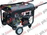 Генератор бензиновый PGB6500-C-220