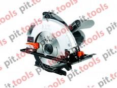Пила циркулярная PIT - PKS185-C, 185 мм, 1300 Вт