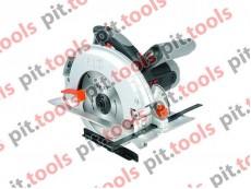 Пила циркулярная PIT - PKS185-C1, 185 мм, 1300 Вт