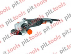 Углошлифовальная машина PIT - PWS125-C, 125 мм, 1200 Вт