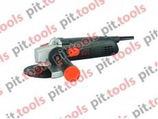 Углошлифовальная машина PIT - PWS125-C1, 125 мм, 900 Вт