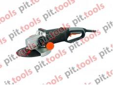 Угловая шлифовальная машина PIT - PWS230-C, 230 мм, 2500 Вт