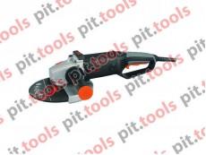 Углошлифовальная машина PIT - PWS230-C1, 230 мм, 2200 Вт