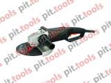 Болгарка PIT - PWS230-D,  2300 мм, 2200 Вт