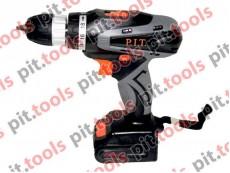 Аккумуляторный шуруповерт PIT - PSR14.4-C3, 14,4В