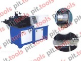 Вальцовочный станок для нанесения рельефного рисунка и обработки граней материала JGH-60