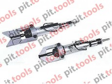 Ручной пневматический инструмент для зачистки наплавов SXN, SXW