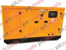 Дизельный генератор 150 кВт с шумоизоляцией