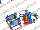 Аппарат для пайки пластиковых труб RJQ63-160